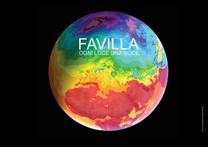 「ファヴィッラ」(FAVILLA)©Attilio Stocchi