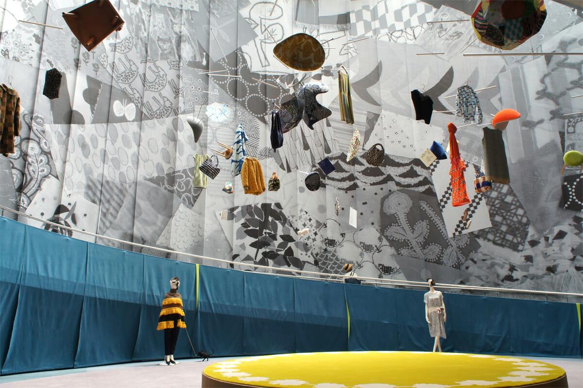 ミナ ペルホネン展覧会「ミナカケル」20周年の今までとこれから