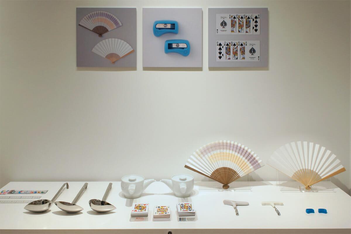 身近なユニバーサルデザインに着目した展示「みんなにうれしいカタチ展」