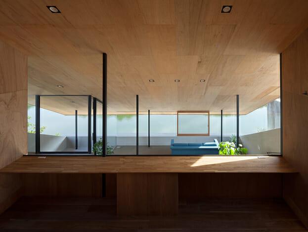 桧原の家 (1)