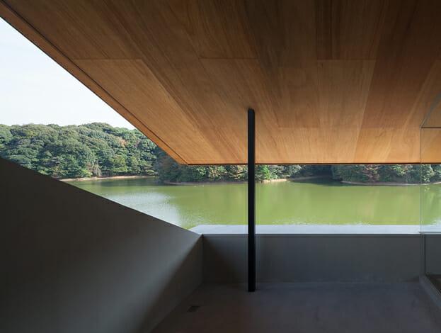 桧原の家 (2)