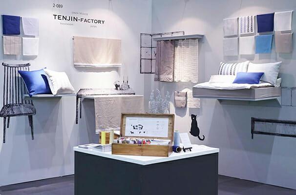 TENJIN factory のオーダーリネン (2)