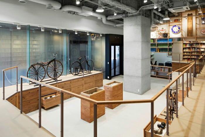 自転車文化センター (3)