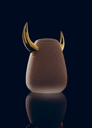 サン・バーロンの「Ariete Unicorno Toro」(Bosa)