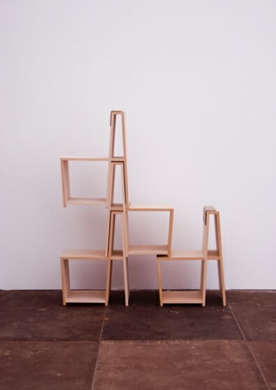 shelving chair