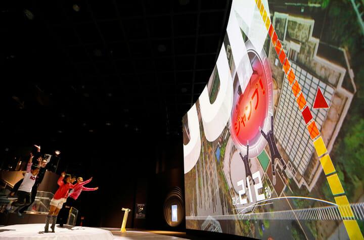 バンドー神戸青少年科学館 第3展示室