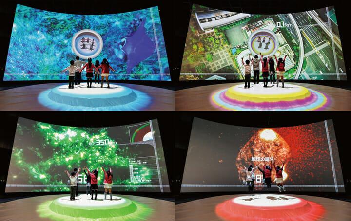 バンドー神戸青少年科学館 第3展示室 (2)