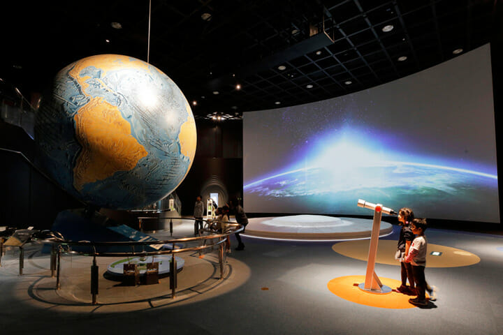 バンドー神戸青少年科学館 第3展示室 (4)