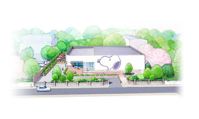 「スヌーピーミュージアム(SNOOPY MUSEUM TOKYO)」、2016年3月に東京・六本木にオープン
