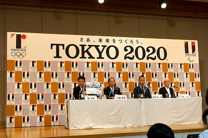 2020年東京五輪のエンブレムは亀倉デザインの正統進化