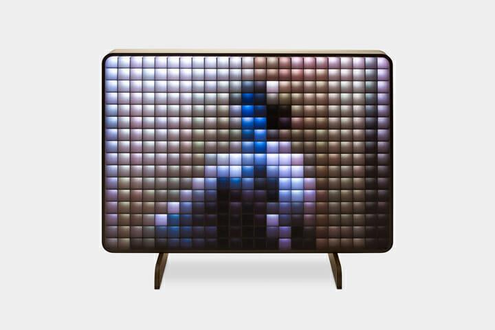 MATRIX LED スクリーン (2)