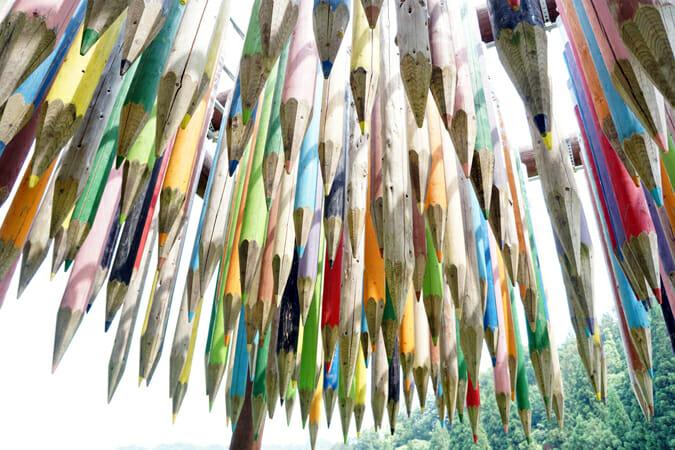 人と自然の関わりを美術から浮かび上がらす、「大地の芸術祭」フォトレポート(農舞台・松代中央エリア)