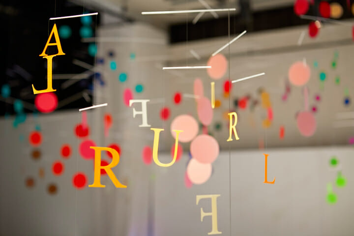 Installation for FURLA | dance (6)