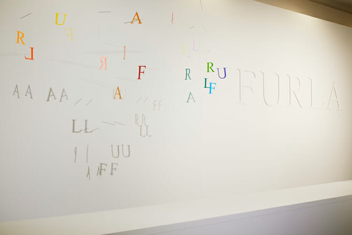 Installation for FURLA | dance (7)