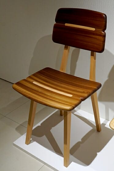 「Gifoï chair」試作1