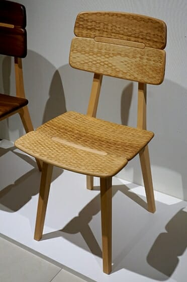「Gifoï chair」試作2