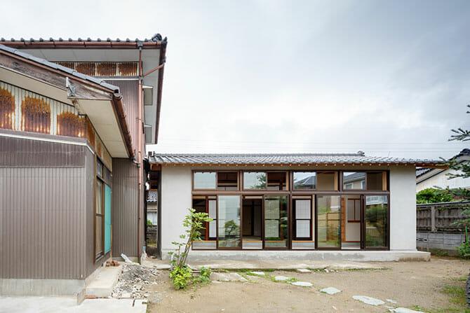 高岡のゲストハウス、能作アーキテクツ ©Jumpei-Suzuki