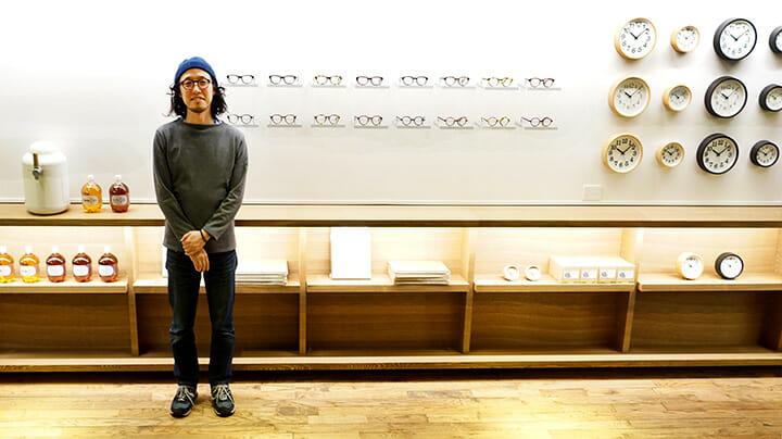 「代官山デザインデパートメント2015」角田陽太さんによる展示