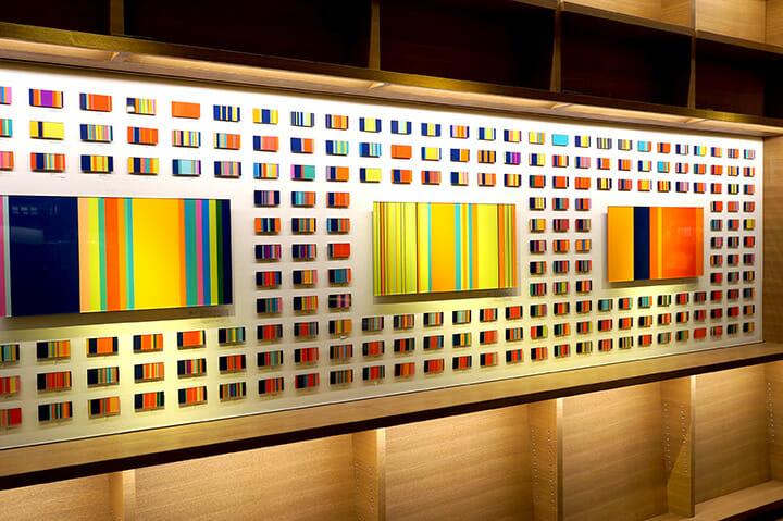 「代官山デザインデパートメント2015」SPREADによる展示