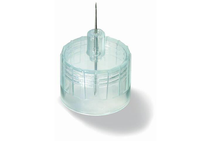 2005年度グッドデザイン大賞のテルモ株式会社、インスリン用注射針ナノパス33