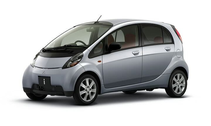 2006年度グッドデザイン大賞の三菱自動車工業株式会社、i(アイ)