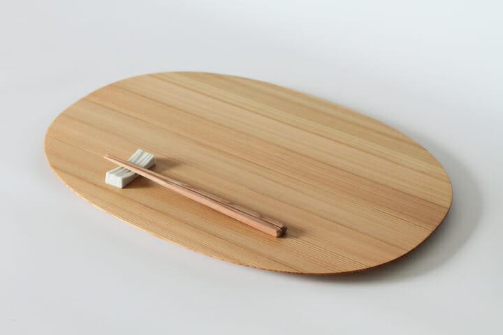 吉野杉のランチョンボード