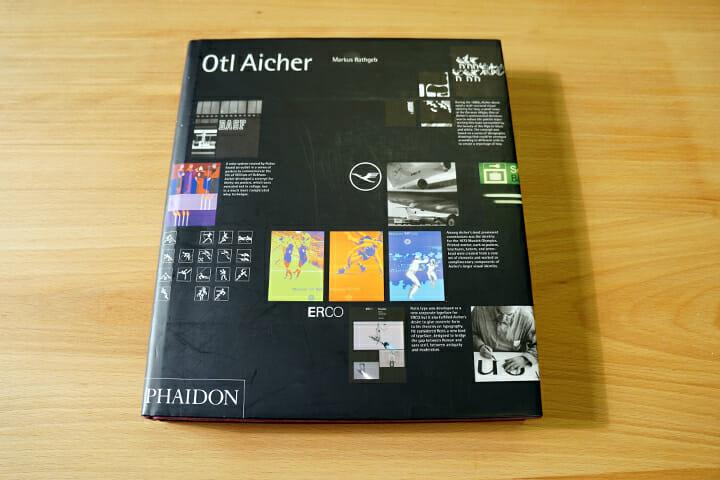 寺岡万征氏所有の「Otl Aicher」