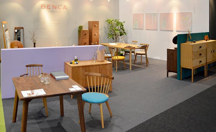 立野木材工芸「BENCA」photo:立野木材工芸