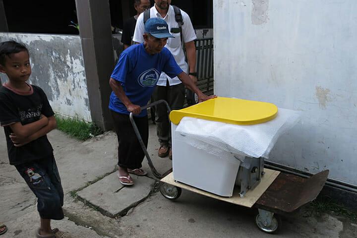Deposit Toilet Project