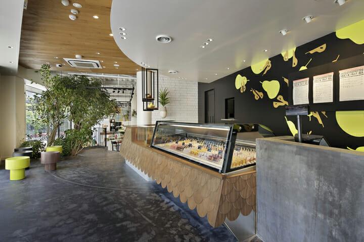 SI・EMPRE CAFE & MARKET + PALETAS 代官山店 (1)