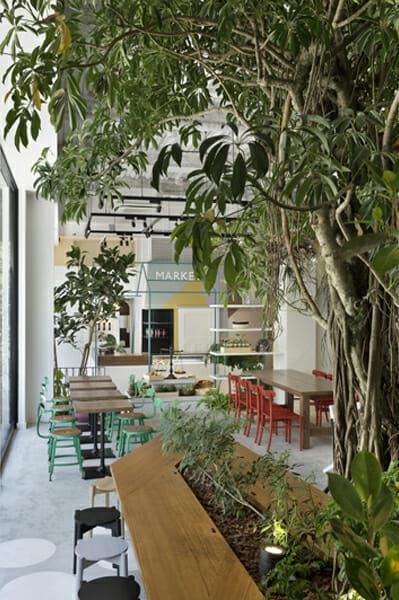SI・EMPRE CAFE & MARKET + PALETAS 代官山店 (5)