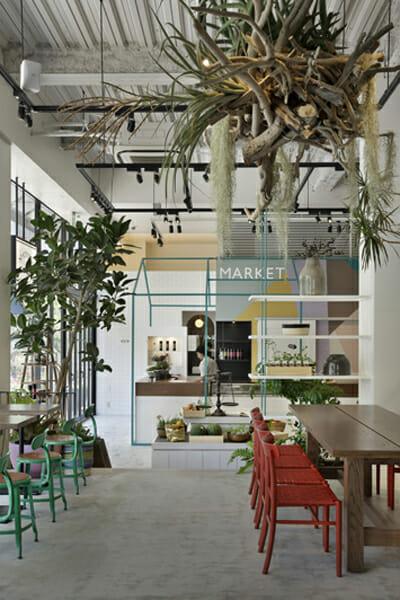 SI・EMPRE CAFE & MARKET + PALETAS 代官山店 (6)