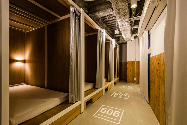 Bunka Hostel Tokyo(ブンカ ホステル トーキョー) 空間デザイン事例 デザイン情報サイト Jdn
