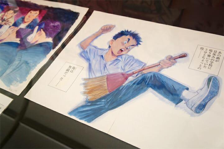 すべての漫画好きに捧ぐ、「浦沢直樹展 描いて描いて描きまくる」。33年間の軌跡をたどる展示をレポート