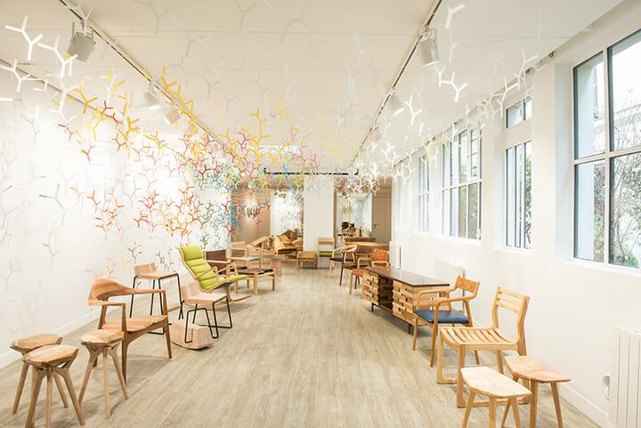 パリ展から凱旋、いよいよ日本を代表する木製家具が決まる「WOOD FURNITURE JAPAN AWARD 2016」