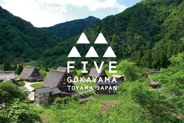 紙づくりの豊富な知識と経験を持つ「五箇山和紙の里」と「minna」による、既存の和紙の感覚にとらわれないブランド「FIVE」。
