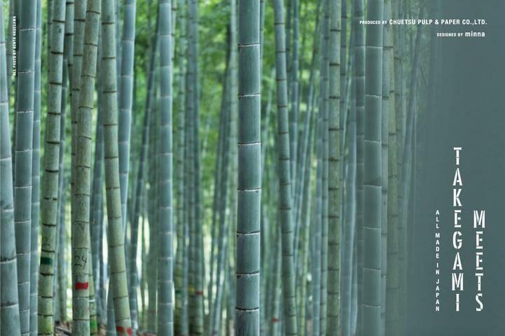 総合製紙メーカー「中越パルプ工業株式会社」は、1998年から使われなくなった竹の有効活用に取り組み、日本の竹100%の「竹紙」を製造している。年間2万トンの竹の集荷を行い、紙の原料として持続的に活用することで、森林や里山の保全再生だけでなく、地域経済に貢献、社会問題にも挑戦している