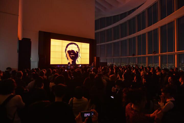"MEDIA AMBITION TOKYO Opening Live Keiichiro Shibuya Produce ""Digitally Show"""