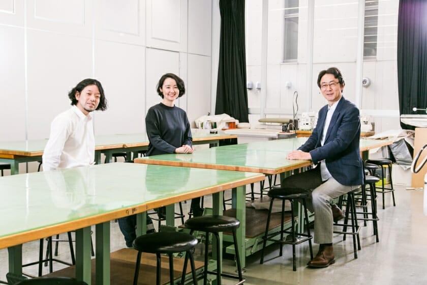 桑沢デザイン研究所が生んだファッションの心-中村淑人×三上司×渡辺奈菜(3)