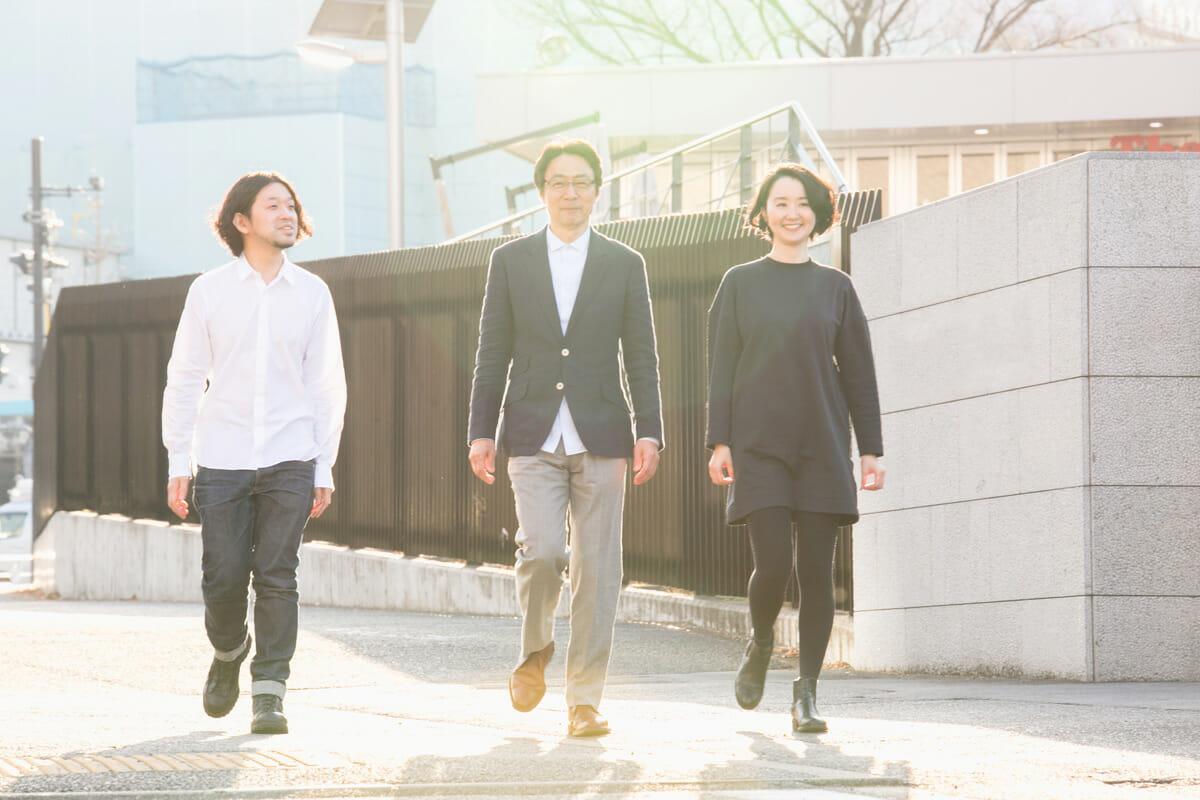 桑沢デザイン研究所が生んだファッションの心-中村淑人×三上司×渡辺奈菜(1)