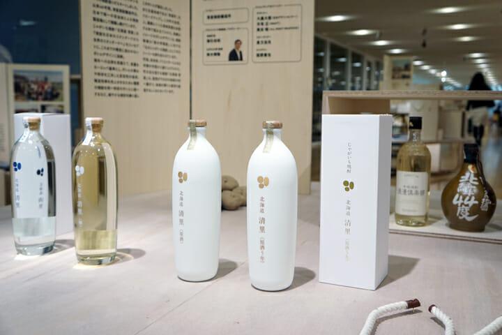 じゃがいも焼酎北海道 清里/北海道清里焼酎醸造所