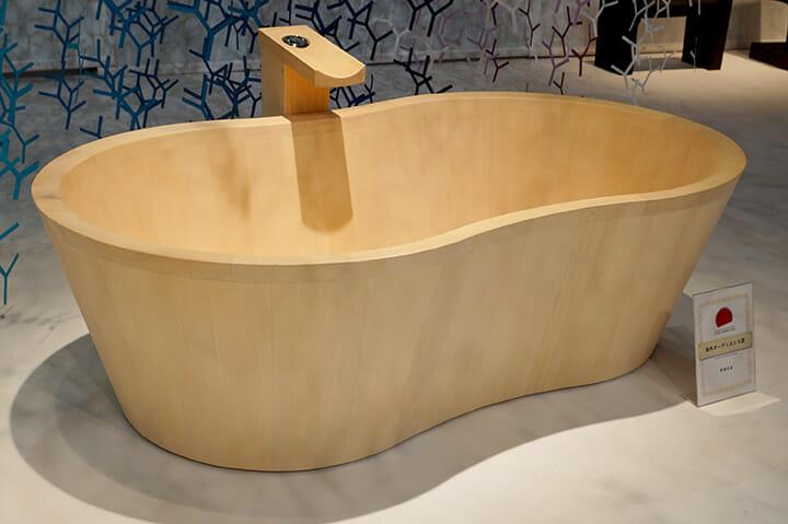 海外オーディエンス賞 O-Bath mugen/infinity(檜創建株式会社)