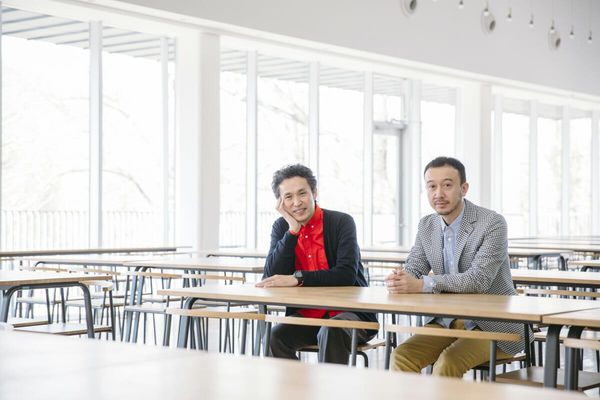 デザイン教育現場の現在、そして東京造形大学の横断的なカリキュラム-【特別対談】鈴木マサル×藤森泰司(1)