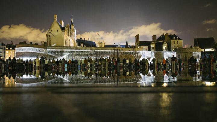 毎年9月にフランス・ナント市で開催される、メディアアートフェスティバル「スコピトーン・フェスティバル」