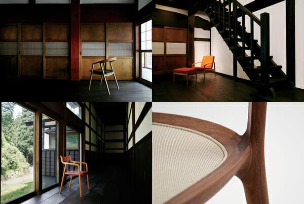 Miyazaki Chair Factory 5th Exhibition in Milan(宮崎椅子製作所)