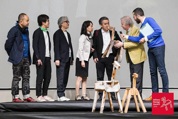 アイシン精機がMilano Design Award受賞