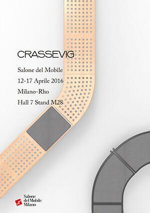 CRASSEVIG × DRILL DESIGN