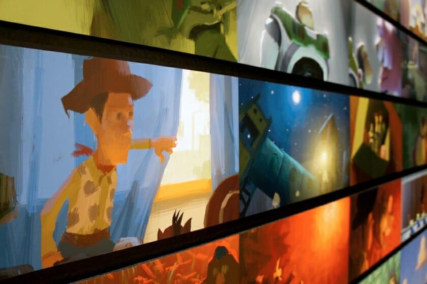 ピクサーの創造力の源泉に浸る、「スタジオ設立30周年 ピクサー展」。約500点のアートワークに脱帽