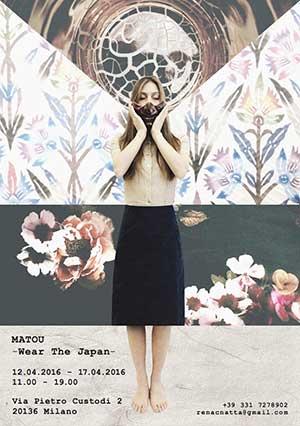 MATOU -Wear The Japan-(Takahiro Koga, Aika Okochi, Marie Miyahita, Ben Doukour)