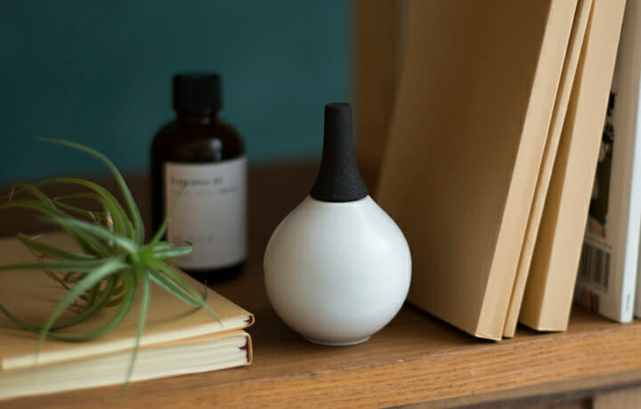 Fragrance pot (2)